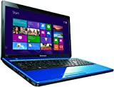 Lenovo G580 15.6 inch laptop - Blue (Intel Celeron B830 1.8GHz, 6Gb RAM, 750Gb HDD, DVDRW, LAN, WLAN, Webcam, Windows 8)