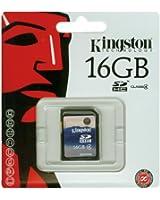 Kingston Carte SD Standard SD4/16GB SDHC Classe 4 - 16Go