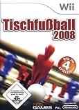 echange, troc baby-foot 2008 -wii