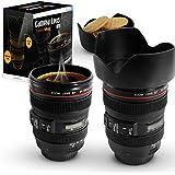 Twitfish® - Camera Lens Mug - Drinking Mug - Objectif tasse Canon