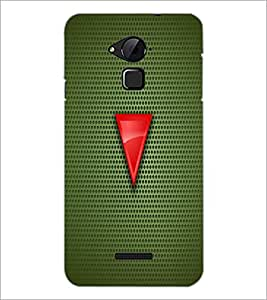 PrintDhaba Net Pattern D-1688 Back Case Cover for COOLPAD NOTE 3 LITE (Multi-Coloured)