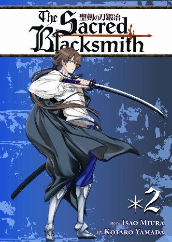 The Sacred Blacksmith Vol. 2 PDF