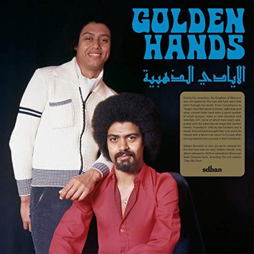 Vinilo : GOLDEN HANDS - Golden Hands
