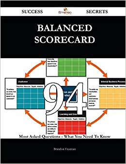 Balanced Scorecard 94 Success Secrets: 94 Most Asked Questions On Balanced Scorecard - What You Need To Know