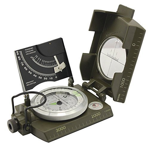 Beileshi-Professional-Multifunction-Military-Army-Metal-Sighting-Compass-Winclinometer-Camping-and-Hiking-Waterproof-Compass