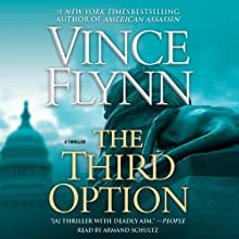 The Third Option: Mitch Rapp Series (       UNABRIDGED) by Vince Flynn Narrated by Nick Sullivan