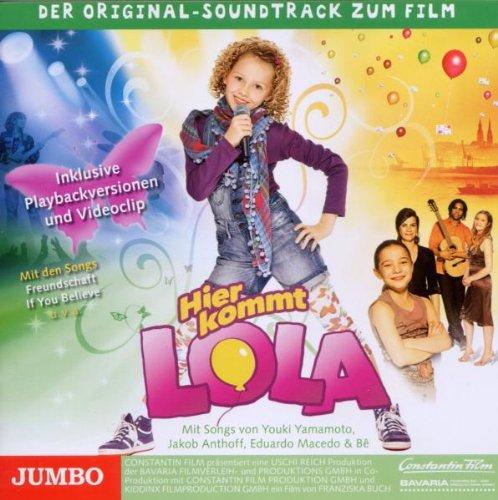 Hier Kommt Lola!-Der Original Soundtrack Zum Film