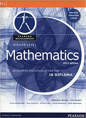 Buy Pearson Baccalaureate Higher Level Mathematics second edition ...