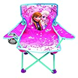 Disney Frozen Anna & Elsa Fold N' Go Chair - Toddler