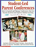 img - for Student-Led Parent Conferences by Pierce-Picciotto, Linda, Picciotto, Linda Pierce (January 1, 1997) Paperback book / textbook / text book