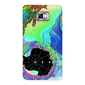 Special World of Colors Back Case Cover for Galaxy S2