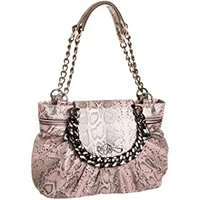 Betsey Johnson Snake Charmer Medium Tote