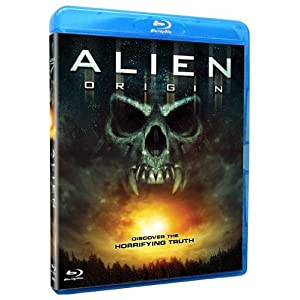 Alien Origin [Blu-ray] [Import anglais]