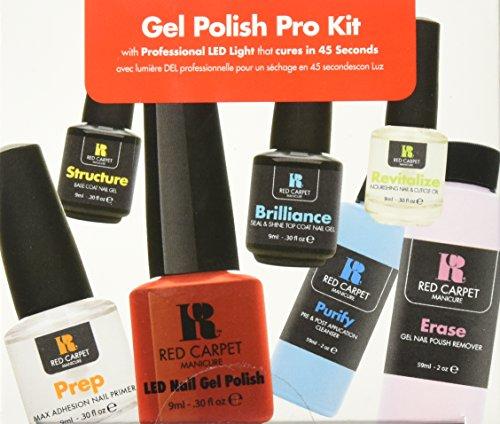 Galleon - Red Carpet Manicure Pro 45 Starter Kit