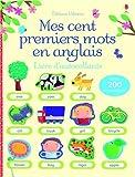 Mes cent premiers mots en anglais - Livre d'autocollants