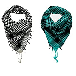 Craftshub Men's Arafat ( Pack Of 2)