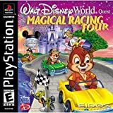 Walt Disney World Quest: Magical Racing Tour (Playstation, 2000)