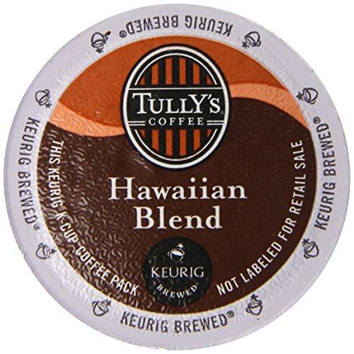 Tully's Coffee Hawaiian Blend 48 K-Cups (K Cups Coffee Hawaiian Blend compare prices)