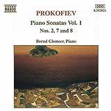 プロコフィエフ:ピアノ・ソナタ 第2番,7番,8番