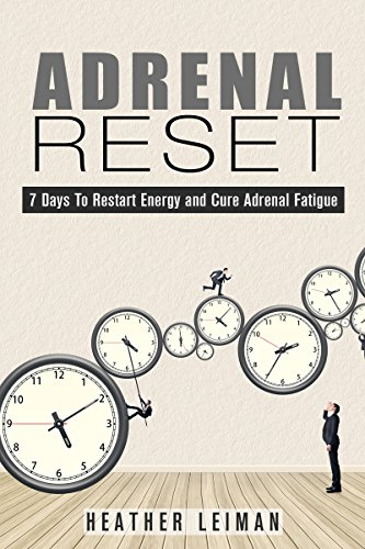 Adrenal Reset: 7 Days to Restart Energy and Cure Adrenal Fatigue (Adrenal Reset, Adrenal Reset Diet Smoothies, Adrenal Fatigue, Healing) by Heather Leiman