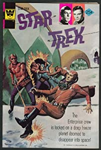 STAR TREK #27 Whitman comic book 1974