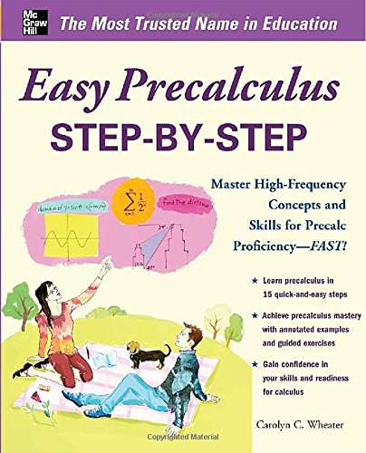 Easy Precalculus Step-by-Step (Easy Step-by-step Series)