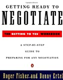 Getting Ready to Negotiate (Penguin Business) (0140235310) by Fisher, Roger