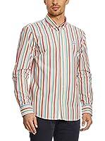 Galvanni Camisa Hombre Piotello (Rojo / Blanco)