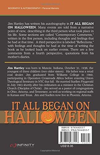 It All Began on Halloween