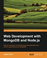 Web Development with MongoDB and Node.js Front Cover