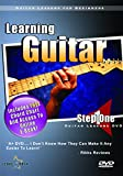 Guitar Lessons For Beginners : Learning Guitar Step 1 - Learn to play guitar lessons DVD