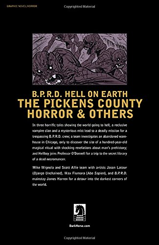 B.P.R.D. Hell on Earth Volume 5: The Pickens County Horror and Others