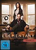 Elementary - Season 1.2 [Import allemand]