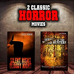 Classic Horror Movie Double Bill: Silent Night, Bloody Night and Terror of the Blood Hunters