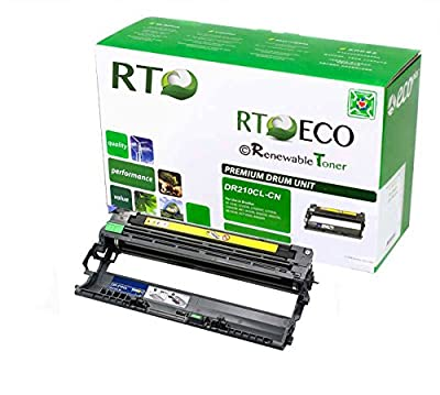 Renewable Toner © DR210CL-YL / DR-210CL Yellow Drum Unit for Brother Laser Printers and All-In-One Machines
