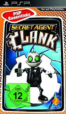 Secret Agent Clank [Essentials]