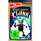 "Secret Agent Clank [Essentials] - [Sony PSP]von ""Sony Computer..."""