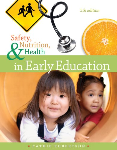 Safety, Nutrition And Health In Early Education front-14124