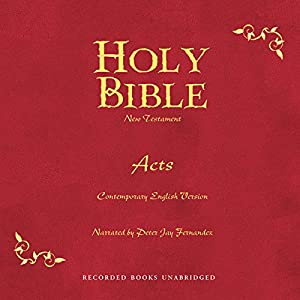 Holy Bible Audiobook