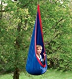HugglePod® Hanging Chair, 53''L, in Royal Blue