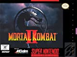 Mortal Kombat II - Super Nintendo - PAL