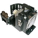 Compatible Lamp for SANYO 610 323 0719, POA-LMP93, PLC-XE30, PLC-XU2010C, PLC-XU70