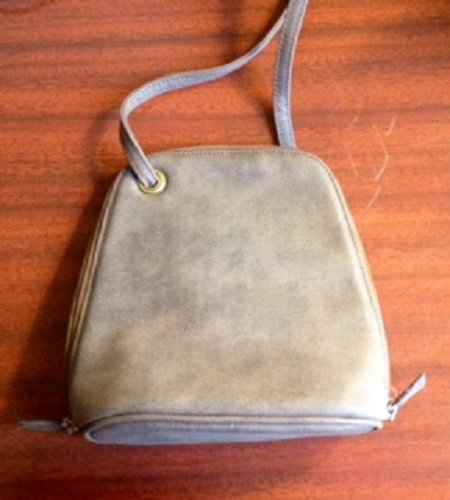 Lantern Moon Tina Crossbody Small Project Bag - Taupe by Lantern Moon