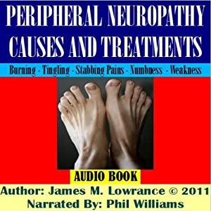Peripheral Neuropathy Causes and Treatments Audiobook