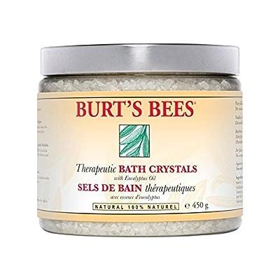 Burt's Bees Therapeutic Bath Crystals 454g