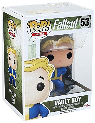 Fallout 4 - Funko Pop! - Vault Boy 53 Sammelfigur Standard