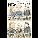 The New Yorker, October 31st 2016 (George Packer, Joan Acocella, Alex Ross) | George Packer,Joan Acocella,Alex Ross