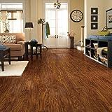 Traditional Living Premium Laminate Flooring - Handscraped Oak - 1 pk.