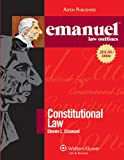Emanuel Law Outlines: Constitutional Law