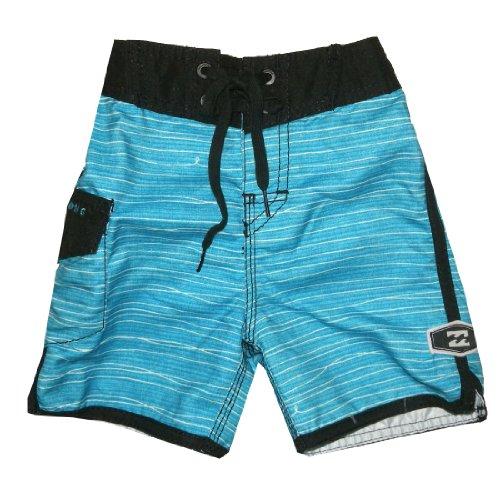Billabong Wired Boys Skate & Surf Boardshort Board Shorts Size 1 Blue front-869018